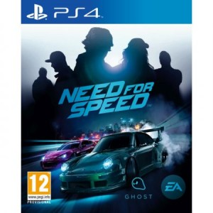 Need for Speed за Playstation 4