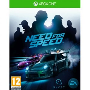 Need for Speed за Xbox ONE