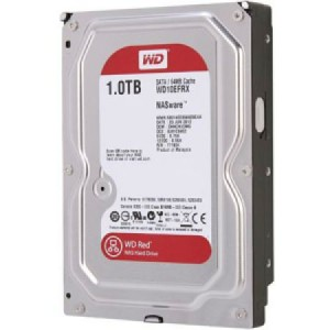1TB WD SATA III 64 MB RED