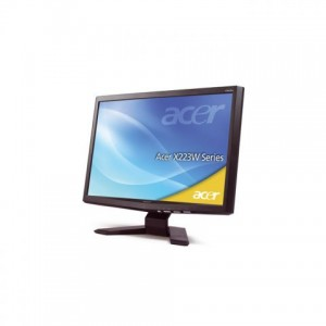 ACER 22 LCD WIDE X223WCBD /DVI