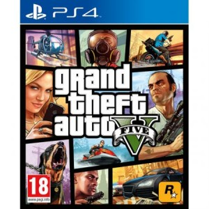 Grand Theft Auto V за PlayStation 4