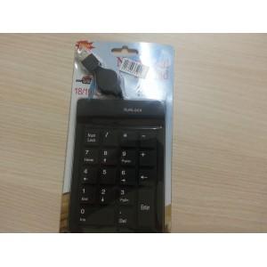 NumLock клавиатура за notebook