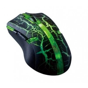 Colorful gaming mouse